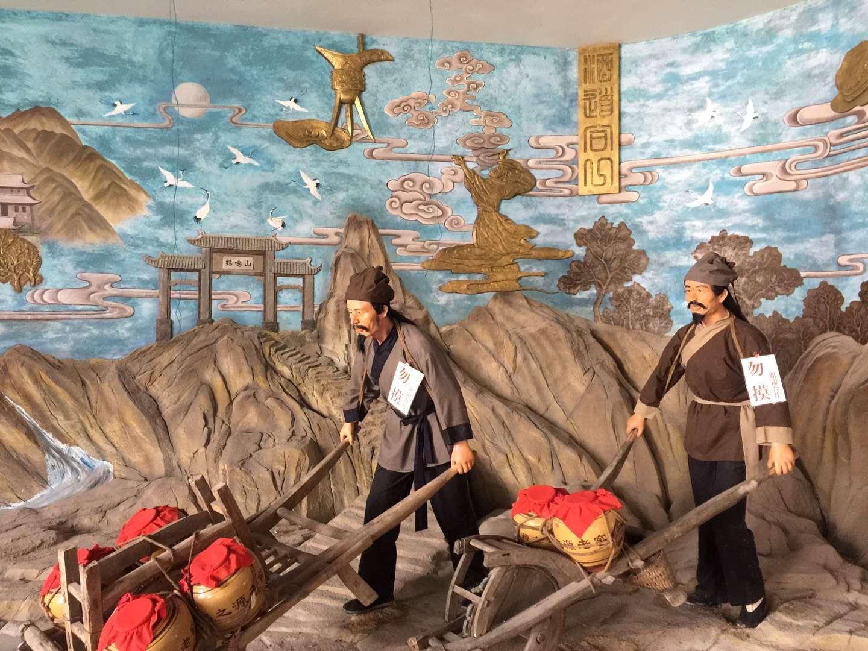 建川博物馆场景